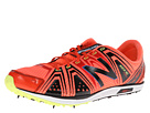 New Balance MXC700v3 Spike Red, Black Shoes