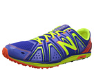 New Balance MXC700v3 Blue, Yellow Shoes
