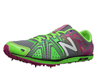 New Balance WXC700v3 Spike Pink, Green Shoes