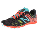 New Balance MXC900v2 Black, Coral Shoes