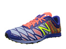 New Balance WXC900v2 Silver, Blue Shoes