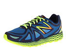 New Balance MT980v1 Blue, Yellow Shoes