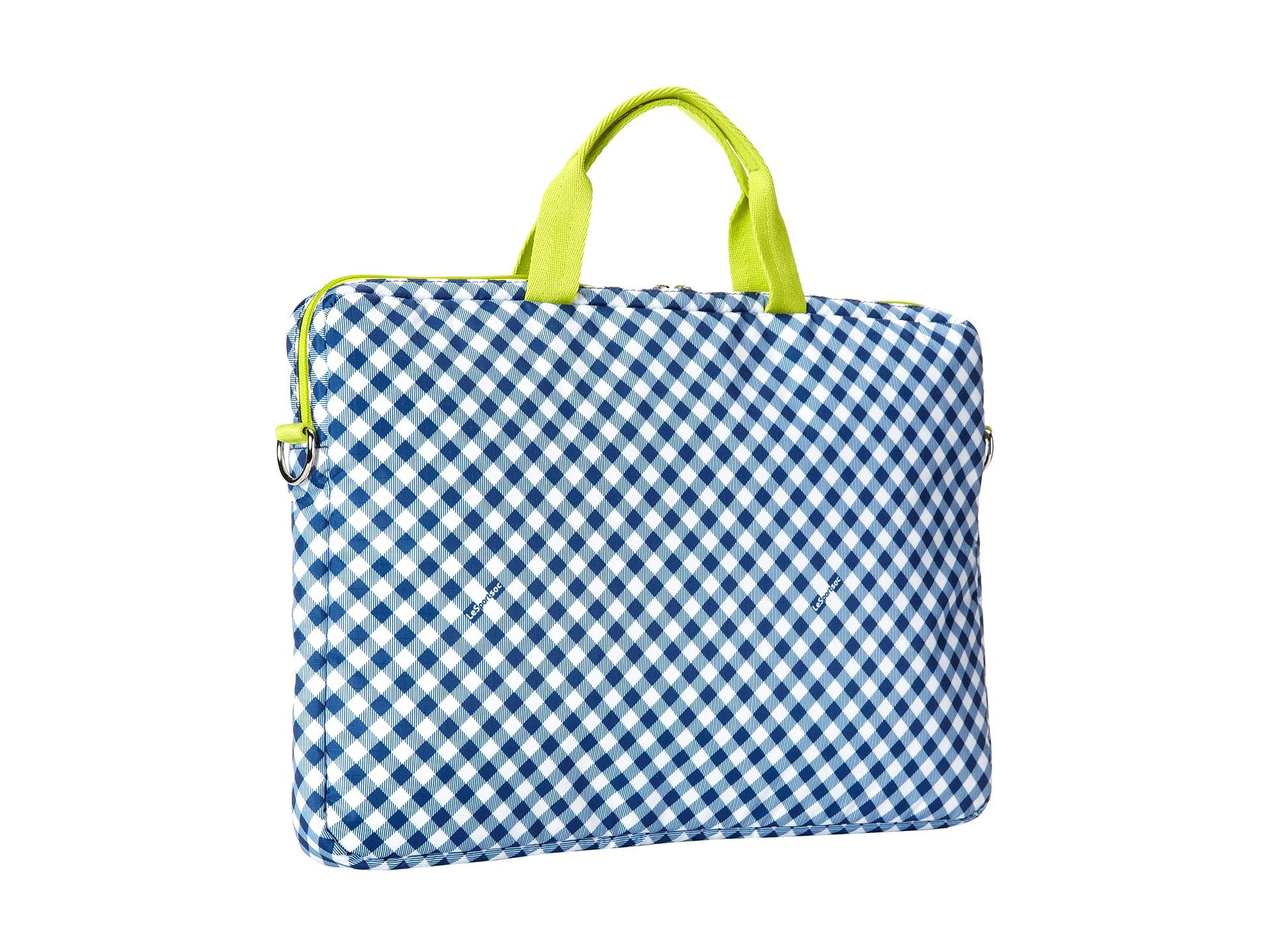lesportsac 15 inch laptop bag shipped free at zappos