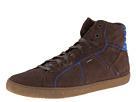 Geox U Smart 11 (Chestnut/Royal) Men's Shoes