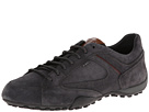 Geox Uomo Snake (Charcoal) Men's Shoes