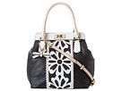 GUESS April Showers Turnlock Satchel