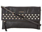 GUESS Check Mix Flap