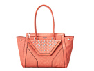 GUESS Tough Luv Tawny Satchel