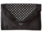 GUESS Tough Luv Flap Clutch