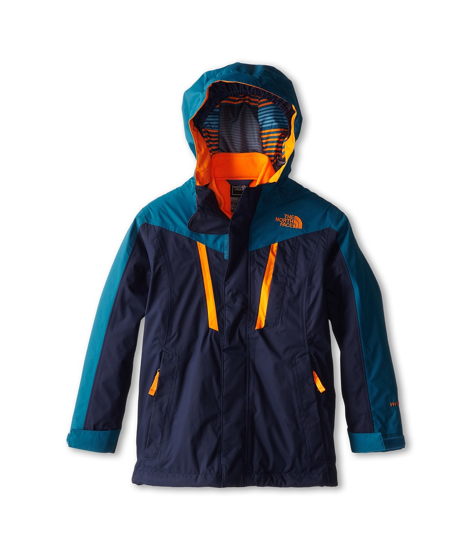 The North Face Kids Vortex Triclimate Jacket (Little Kids/Big Kids) (Egyptian Blue) Boy's Clothing