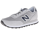 New Balance Classics WL501 Grey, Navy Shoes