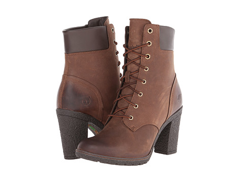 Timberland Earthkeepers Glancy 6 Boot Dark Brown Boots - Designer ... 1f6fc1b794