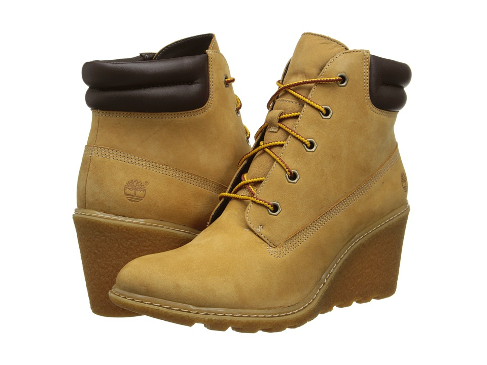Timberland - Earthkeepers(r) Amston 6 Boot (Wheat) Women'...