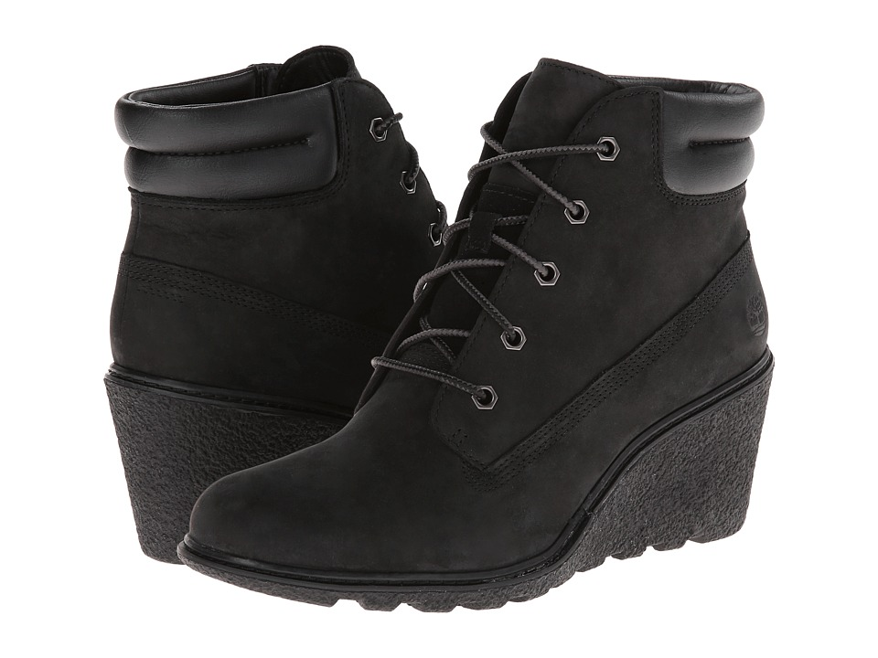 Timberland Earthkeepers(r) Amston 6 Boot (Black) Women