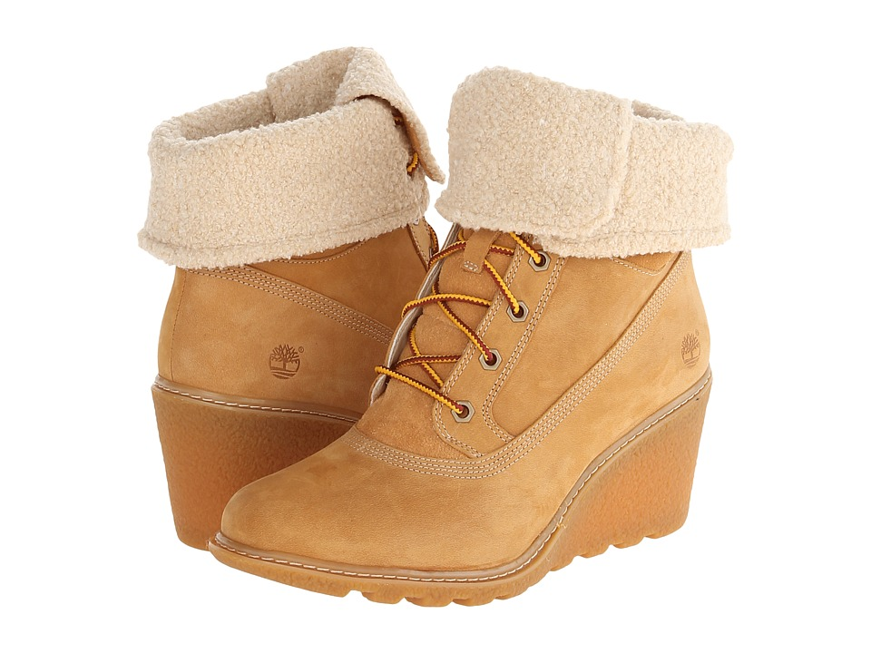 Timberland Earthkeepers(r) Amston Roll-Top (Wheat) Women
