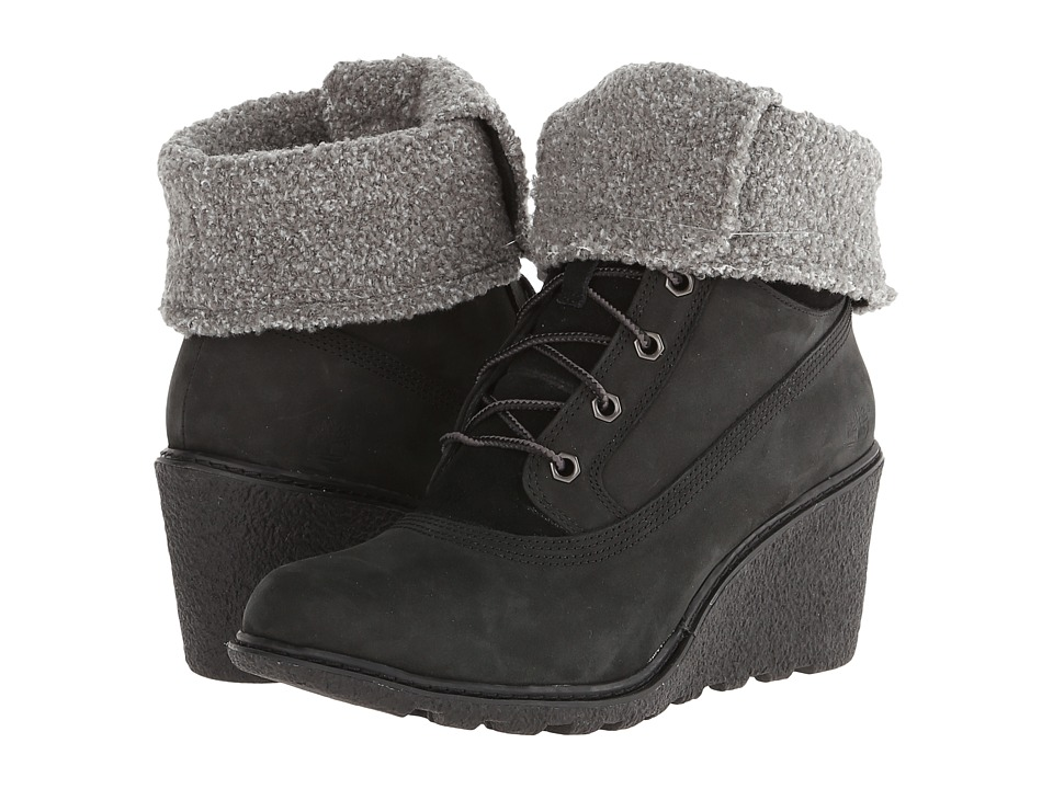 Timberland - Earthkeepers Amston Roll-Top (Black) Women