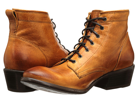 Shop Frye online and buy Frye Carson Lace Up Cognac Washed Antique Pull Up Shoes - Frye - Carson Lace Up (Cognac Washed Antique Pull Up) - Footwear: This tough boot will add some style to any look! ; Antique soft leather upper. ; Classic lace-up closure. ; Smooth leather lining. ; Cushioned leather footbed. ; Durable leather outsole. Measurements: ; Heel Height: 1 3 4 in ; Weight: 14 oz ; Circumference: 10 1 2 in ; Shaft: 4 1 2 in ; Product measurements were taken using size 8.5, width B - Medium. Please note that measurements may vary by size.