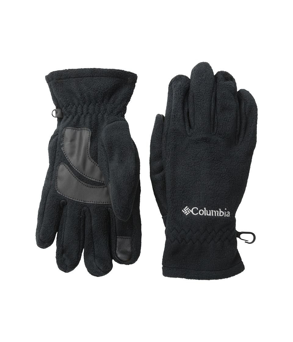 Columbia Thermaratortm Glove (Black) Extreme Cold Weather Gloves