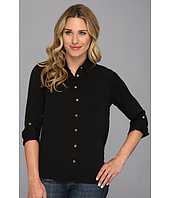MICHAEL Michael Kors - Hi Low Button Down Shirt