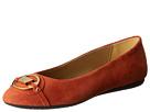 Geox D Lola (Toe Ornament) (Brick)