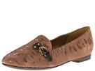 Geox D Ritva (Animal Print) (Dark Skin/Coffee) Women's 1-2 inch heel Shoes