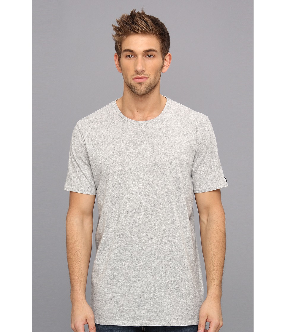 Zanerobe Flintlock Tee Light Grey Marle Mens T Shirt