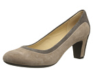 Geox - D Marie Claire Mid (Ebony/Taupe (Suede Streamline))