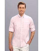 Culture Phit - Adan Regular Fit Linen Shirt