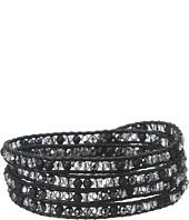 Chan Luu - 32' Black Mix/Natural Black Wrap Bracelet2