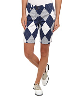 Loudmouth Golf - Navy and Gray Short