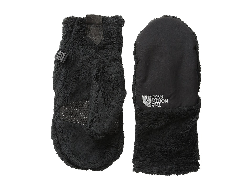 The North Face Kids Denali Thermal Mitt (Big Kids) (TNF Black) Extreme Cold Weather Gloves