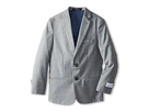 Calvin Klein Kids Sharkskin w/ Blue Deco Jacket (Big Kids)