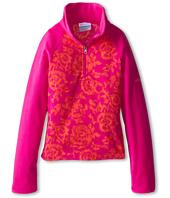 Columbia Kids - Glacial™ Printed Fleece Half Zip (Little Kids/Big Kids)