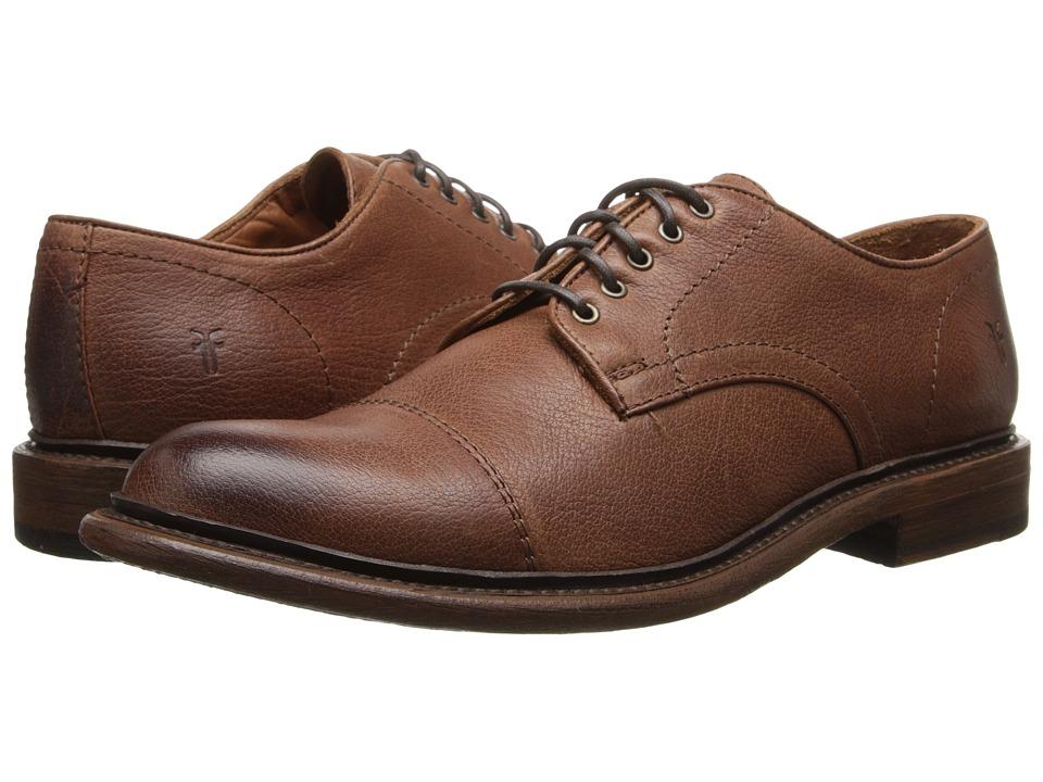 Frye - Jack Oxford (Whiskey Buffalo Leather) Men