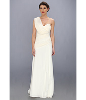 Nicole Miller - Georgette Draped Bridal Gown