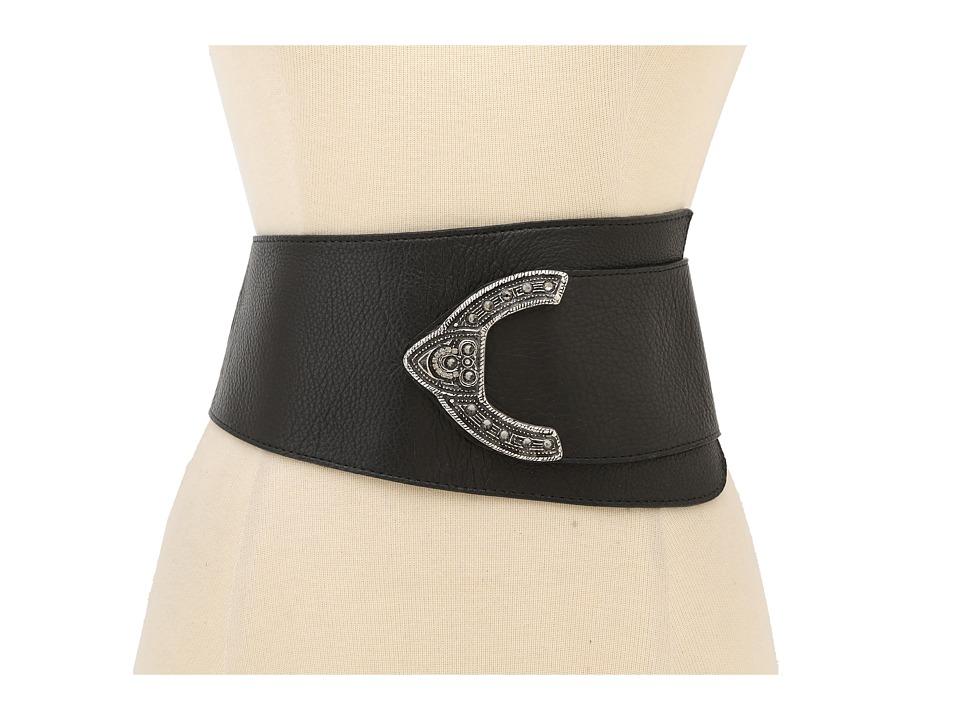 Leatherock - 9605 (Black) Womens Belts