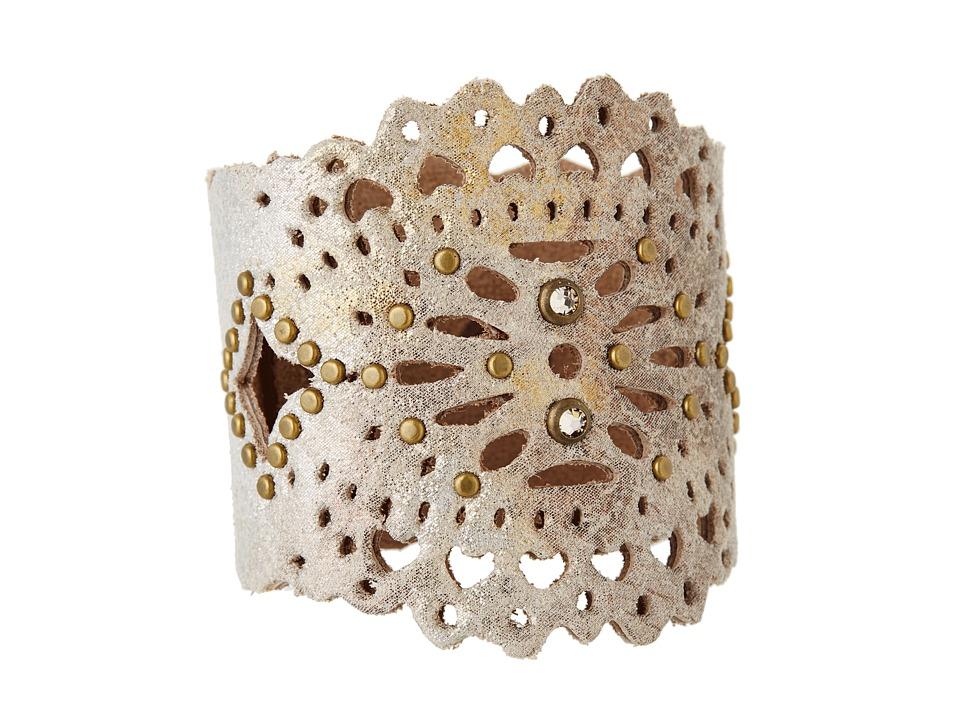 Leatherock - B575 (Silver) Bracelet