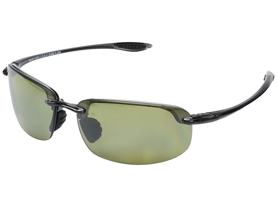Maui Jim - Hookipa Reader Universal Fit 2.50 (Smoke Grey/Maui HT) Sport Sunglasses