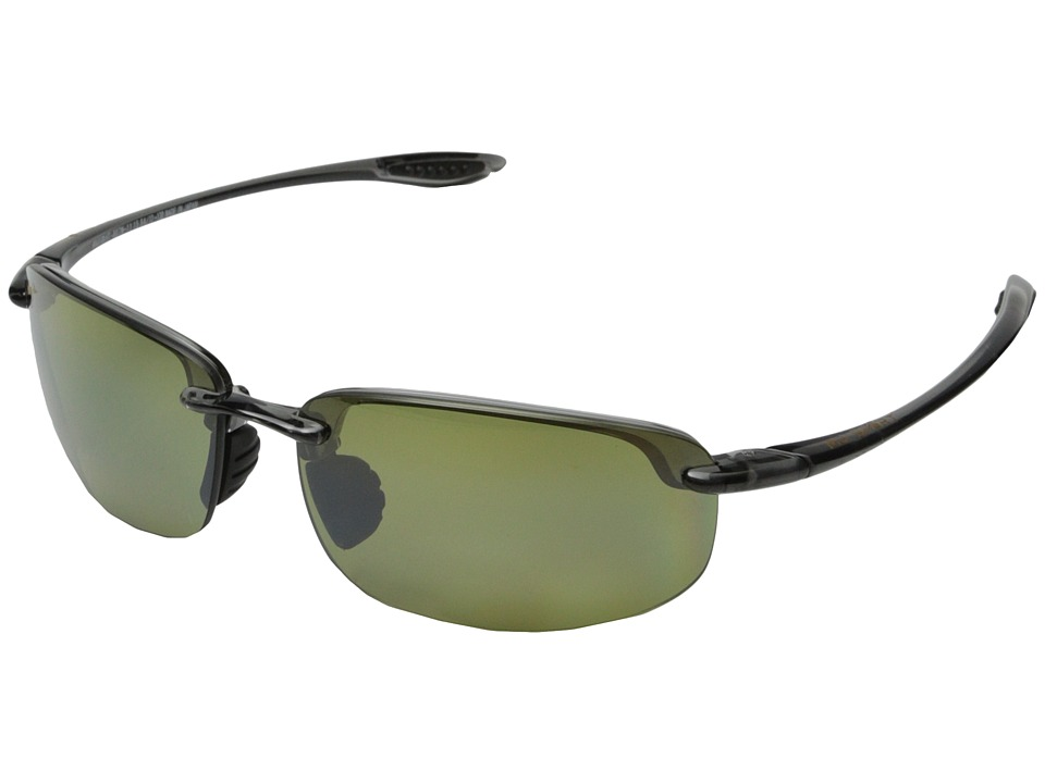 Maui Jim - Hookipa Reader Universal Fit 1.50 (Smoke Grey/Maui HT) Sport Sunglasses