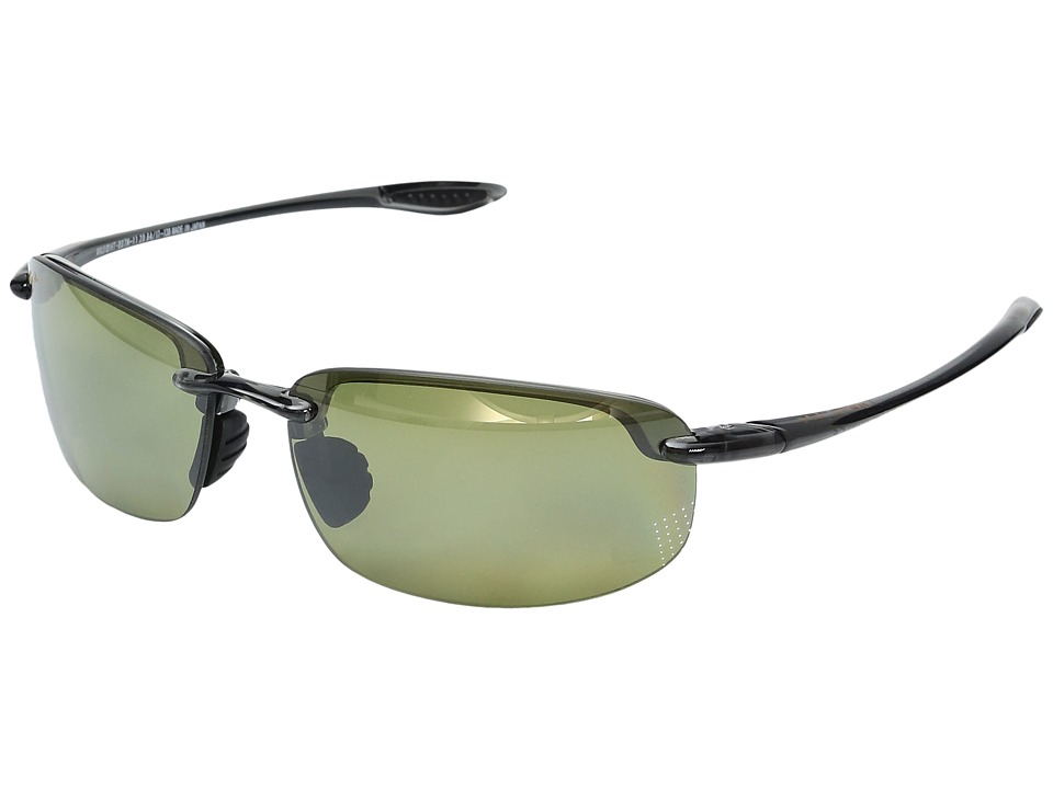 Maui Jim - Hookipa Reader Universal Fit 2.00 (Smoke Grey/Maui HT) Sport Sunglasses