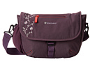 Sherpani - Samba Handlebar Bag (Plum) - Bags and Luggage