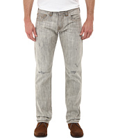 True Religion - Geno Slim Straight in Marble Rock