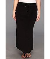 MICHAEL Michael Kors - Plus Size Terry Cloth Maxi Skirt w/ Side Slits