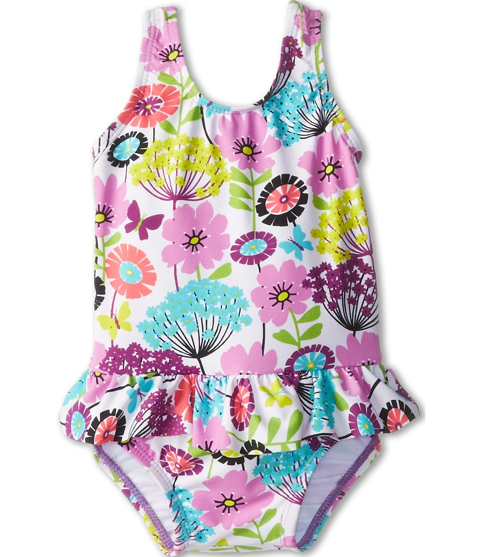 Vera Bradley Baby Swimsuit (Infant) (Flutterby) Women's Swimsuits One Piece<br />