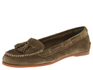 Sperry Top-Sider - Sabrina (Olive Suede)