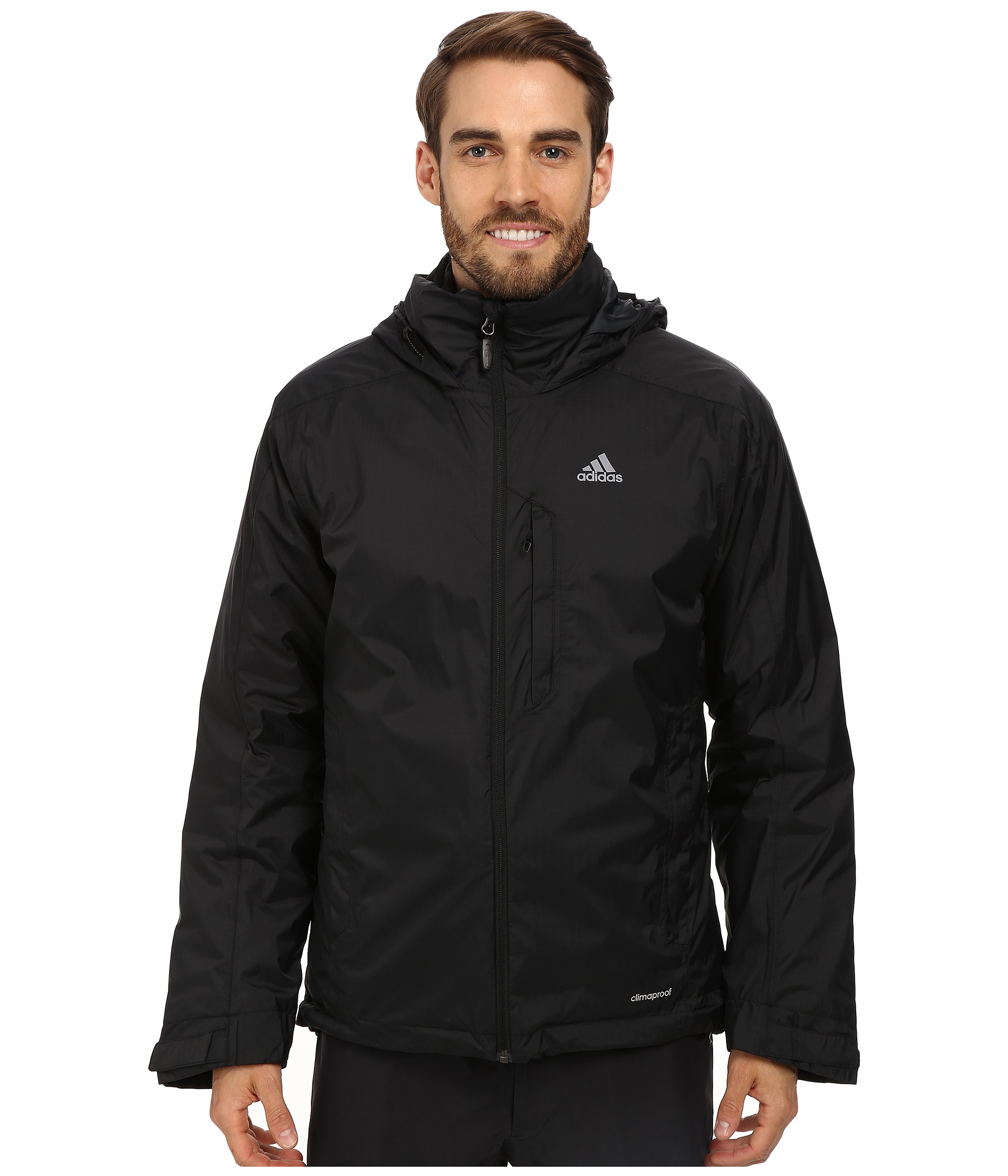 Adidas Outdoor Hiking 3 In 1 Cps Down Wandertag Jacket