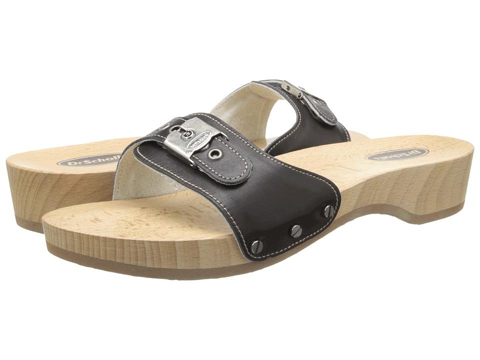 Dr. Scholls - Original - Original Collection (Black) Womens Slide Shoes