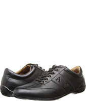 Armani Jeans - Leather Lace-Up Driver
