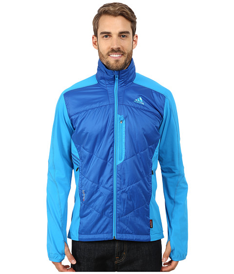 adidas outdoor terrex skyclimb 2 jacket solar blue. Black Bedroom Furniture Sets. Home Design Ideas