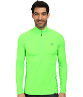 adidas Outdoor - Terrex Swift Long Sleeve 1/2 Zip Tee